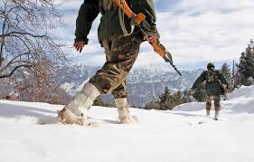Indian Havaldar Slips In Snow At Gulmarg, Reaches Pakistan