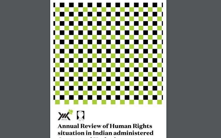 JKCCS Releases Annual Rights Report