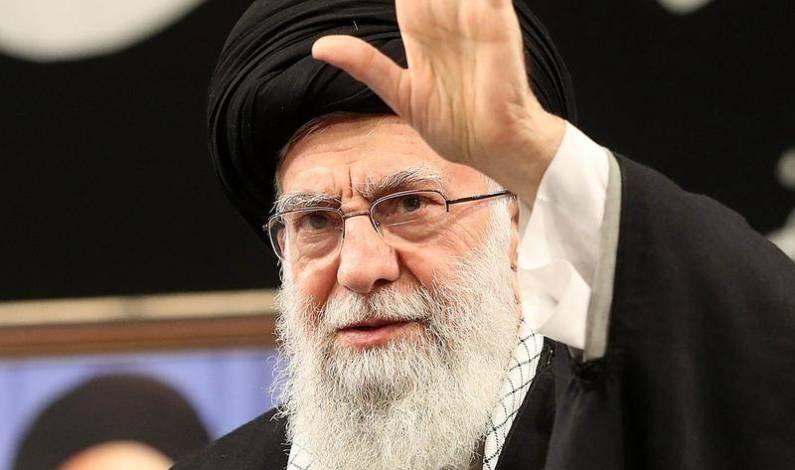 Iran Leader Calls Trump's a 'Clown' with a 'Poisonous Dagger'