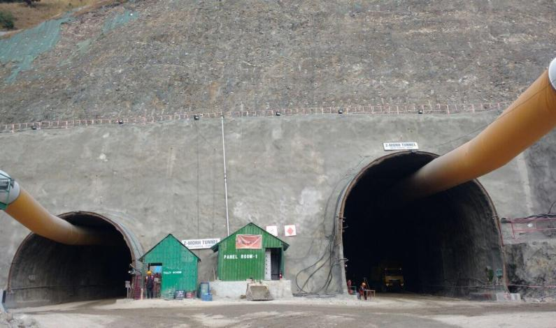 Z-Morh Tunnel Project Goes To APCO Amarnathji Tunnelway