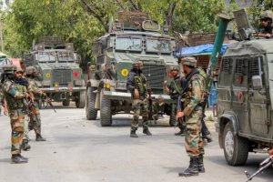 3 Jaish Men Killed, Cop Injured In Jammu Gunfight