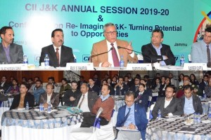 'Global Investors' Summit A Step Towards Making JK An Industrial Hub'