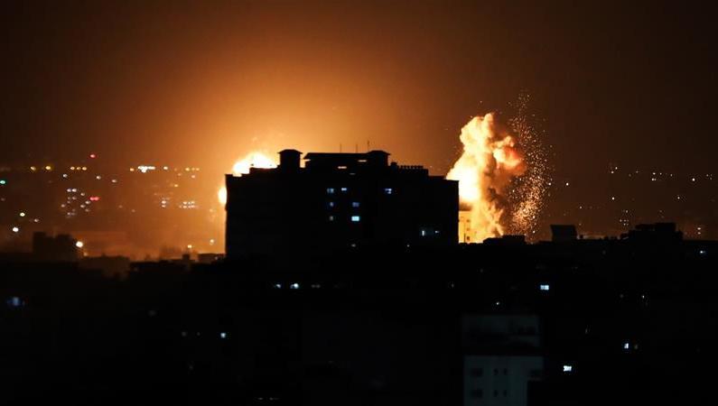 Shaky Ceasefire Holds Between Islamic Jihad, Israel In Gaza
