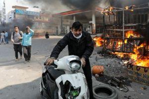 13 Killed As Delhi Burns Over CAA