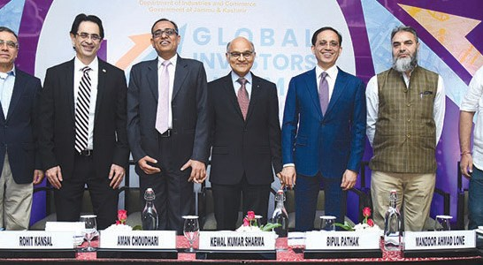 Global Investors' Summit 2020: J&K Admin Flags Off Pan-India Roadshows