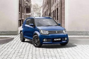 Maruti Unveils All-New Compact SUV Ignis In BS-VI Petrol Engine