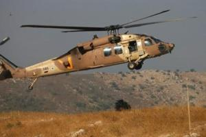 Israeli Helicopters Fire Missiles At Syrian Army, 3 Soldiers Injured