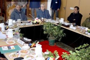 LG Calls For Perspective Planning, Integrated Development Of Srinagar