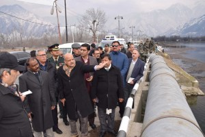 LG For Scientific Planning Of Preservation Of Dal Lake