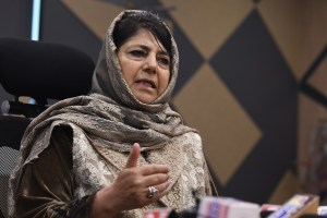 PSA Detention Of Mehbooba, 2 Other Leaders Extended By 3 Months