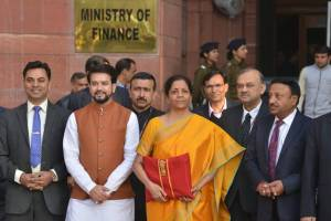 Budget 2020-21:J&K Gets Rs 30,757,Ladakh 5,958 Cr