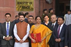 Budget 2020-21:J&K Gets Rs 30,757,Ladakh 5,958 Cr
