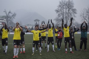 I-League: Real Kashmir Seek Revenge Against Neroca