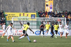 I-League: Real Kashmir Stay In Top Half With 1-0 Win Over Indian Arrows