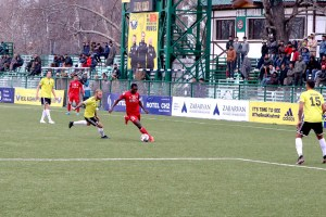 I-League: Late Comeback Earns Aizawl Crucial Draw Against Real Kashmir