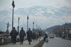 Kashmir Continues To Reel Under Sub-Zero Temperatures