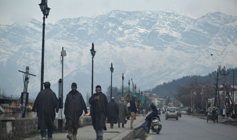 Cold Wave Conditions Intensify Across Valley