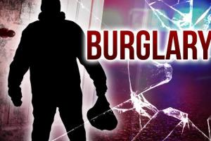 Family In Quarantine, Burglars Loot House