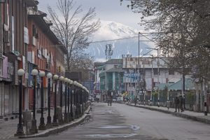 Quantifying Kashmir's Economic Winter