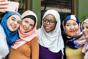 Muslims In Cultural Context