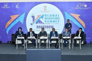 J&K Investment Roadshow Held In Hyderabad
