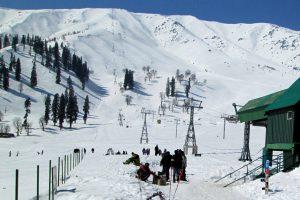Gulmarg Hosts Winter Games Amid Coronavirus Scare