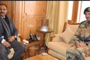 LG, GoC 15 Corps Discuss Security Issues