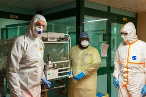 Thousands Of Medical Staff Infected With Coronavirus In Italy