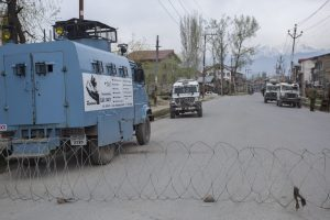 More Areas Declared As Red Zones In Kashmir