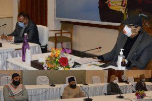 Govt Warns Against Public Gatherings In Ramzan