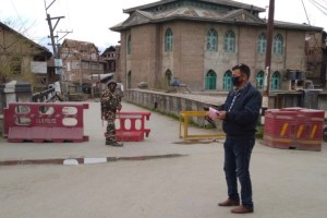 Chattabal Sealed Off After Cases Surge