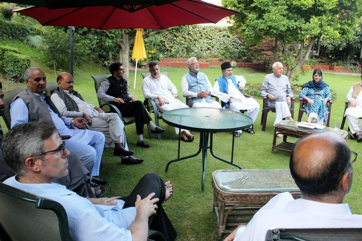 CPI Supports Gupkar Declaration | Kashmir Observer