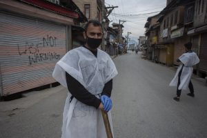 12 Tabligh Members Among 28 Test Covid-19 Positive In Kashmir