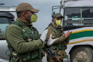 Budgam Cop Tests Positive For Coronavirus