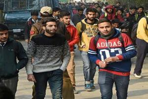 Unrest Among Kashmir Youth