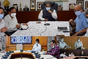 LG Interacts With Doctors, Seeks Suggestions