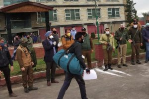 Anti-Terror Mechanism To Track People Escaping Quarantine