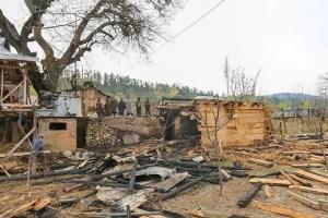 Uneasy Calm In Kupwara As Guns Fall Silent