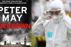 Novel Rejected for Pandemic Lockdown Published 15 Years Later