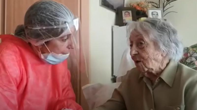 113-Year-Old Spanish Woman Survives Coronavirus | Kashmir Observer