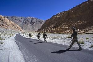 High Level Meet Reviews Military Preparedness In Ladakh