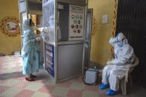 10 Pregnant Women, Medico Among 155 Test Positive in J&K