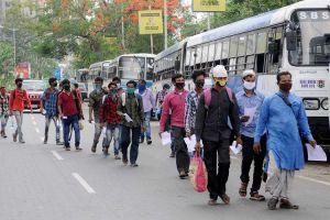 Informal Workers Risk Livelihoods Being