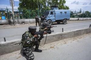 Militant Killed In Ongoing Kulgam Encounter