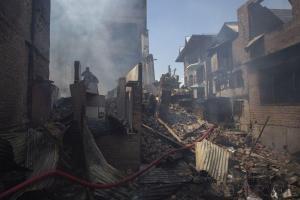 Nawa Kadal Gunfight: Man Injured In House Collapse Dies
