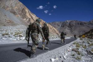 India To Add 35,000 Troops Along China Border
