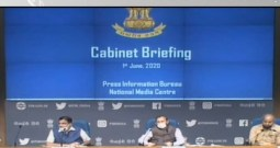 Cabinet Approves Stimulus Package, New Definition For MSMEs