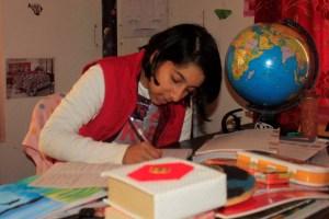 Rise of Rubayata Umeed as Kashmir's Youngest Fantasy Writer