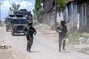 5 Militants Killed In Shopian Gunfight: Police