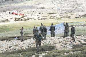 India, China Start Partial Pull Back from Galwan Valley